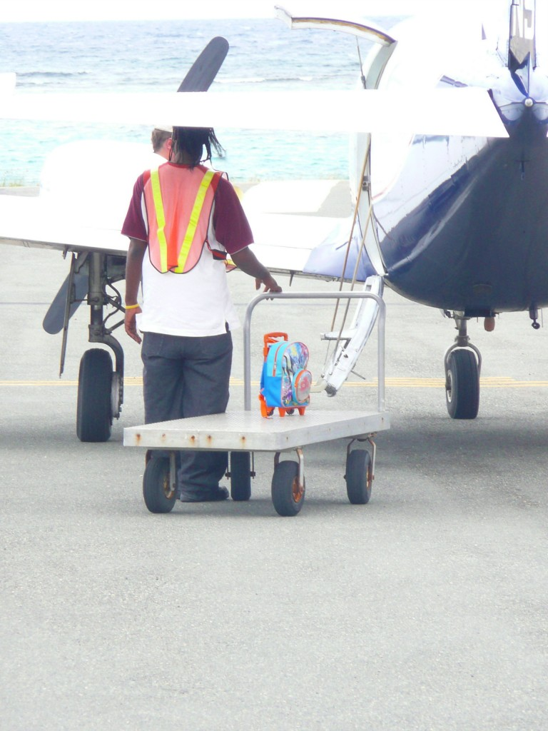 Charter and scheduled flights service the airport on Virgin Gorda, BVI. It's the most convenient way to travel to the island.