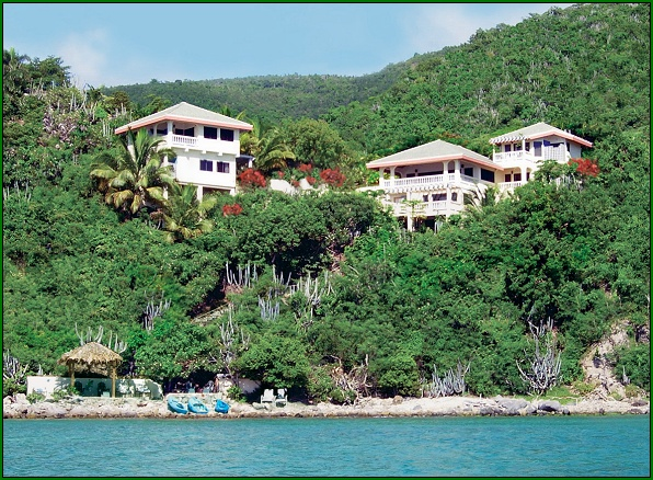 Oceanfront 5 Bedrooms villa A Dream Come True offers 25% January Special.
